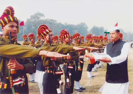 Army Medical Corps Lucknow Recruits of Army Medical Corps